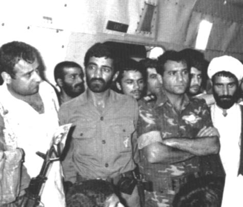 علت گریه شدید حاج احمد متوسلیان در اورامان چه بود؟