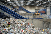سایت پسماند قم به دستگاه بیخطر سازی زباله مجهز میشود