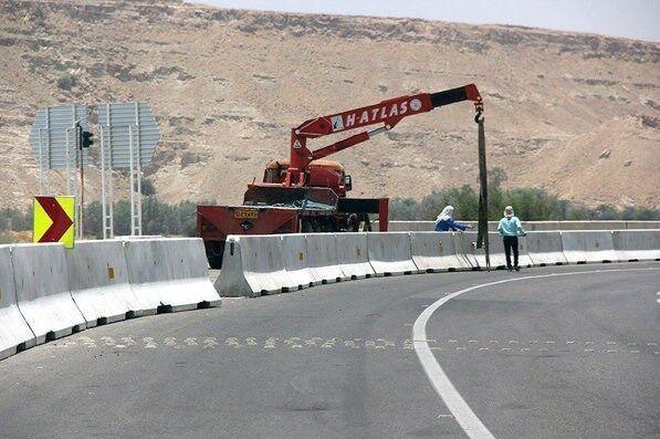 پدافند غیرعامل در حوزه راهداری و حمل و نقل جادهای آذربایجانشرقی عملیاتی شد