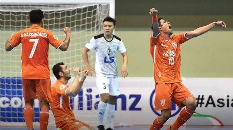 برنامه مرحله یک چهارم نهایی فوتسال قهرمانی باشگاههای آسیا مشخص شد