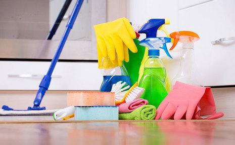 راهکارهای خانه تکانی بدون تحمل فشار