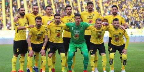 ترکیب سپاهان برای دیدار با استقلال خوزستان