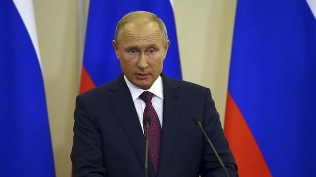 واکنش پوتین به اتهام زدوبند با ترامپ