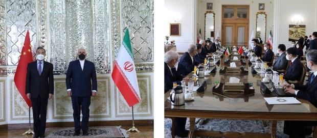 جزییات مذاکرات ظریف با وزیر خارجه چین در تهران