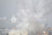 حمله بزرگ پهپادی مقاومت فلسطین به اهدافی در اراضی اشغالی