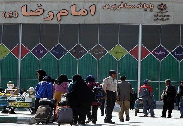 شمار مسافران مشهد در تاسوعا و عاشورا ۳۰ درصد افزایش یافت