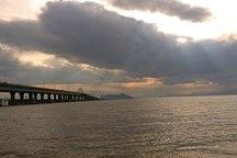 حجم آب دریاچه ارومیه از مرز 4 میلیارد مترمکعب گذشت