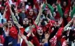 حضور ماکت زنان هم در ورزشگاه ممنوع است+ عکس