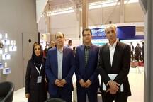 حضور سازمان منطقه ویژه اقتصادی پتروشیمی در نمایشگاه ایران پلاست