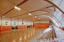 اشنویه جایگاه دوم سرانه فضاهای ورزشی آذربایجان غربی را دارد