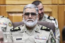 نیروهای مسلح ایران هیچگاه غافلگیر نخواهند شد 14 سال با آمریکا هم مرز بودیم