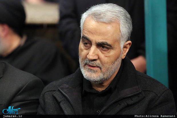 آیین چهلمین روز شهادت سپهبد شهید سلیمانی برگزار شد