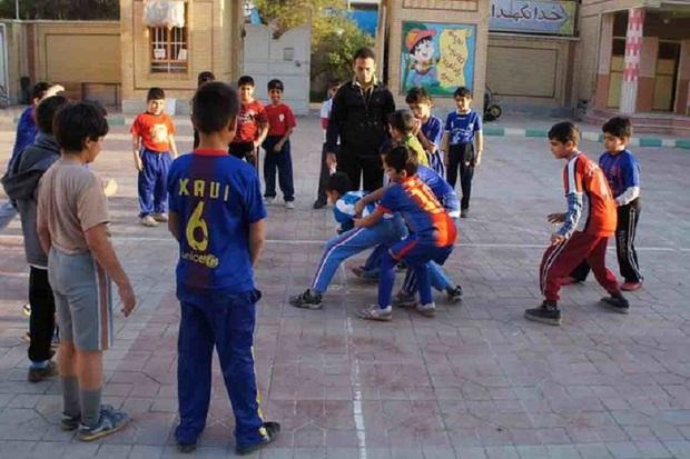 مسابقات ورزشی دانش آموزان با حضور پنج هزار نفر برگزار می شود