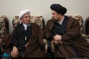 سید حسن خمینی ارتحال آیت الله العظمی یوسف صانعی را تسلیت گفت