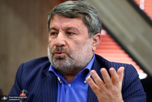 الیاس حضرتی رئیس ستاد انتخاباتی پزشکیان شد
