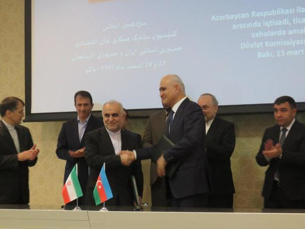وزیر اقتصاد: تهران و باکو تصمیمات مهمی برای همکاری اقتصادی گرفتند