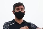 باقری: بدون اجازه پرسپولیس نمی توانم به تیم ملی بروم