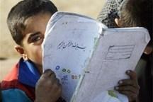 گلستان 25 هزار دانش آموزان بازمانده از تحصیل دارد