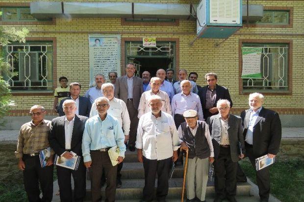 پاداش پایان خدمت بازنشستگان فرهنگی بوشهر پرداخت شد