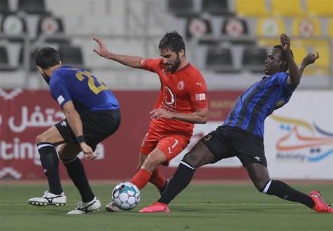 مهرداد محمدی بهترین بازیکن هفته پایانی لیگ ستارگان شد