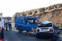 تصادف در مسیر اسفراین - بجنورد یک کشته داشت
