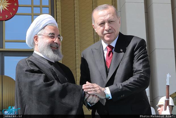 نشست مجازی روحانی و اردوغان عصر امروز برگزار میشود