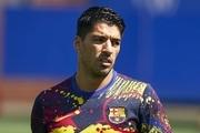 خداحافظی سوارس با بارسلونا در کنار 13 جام+عکس