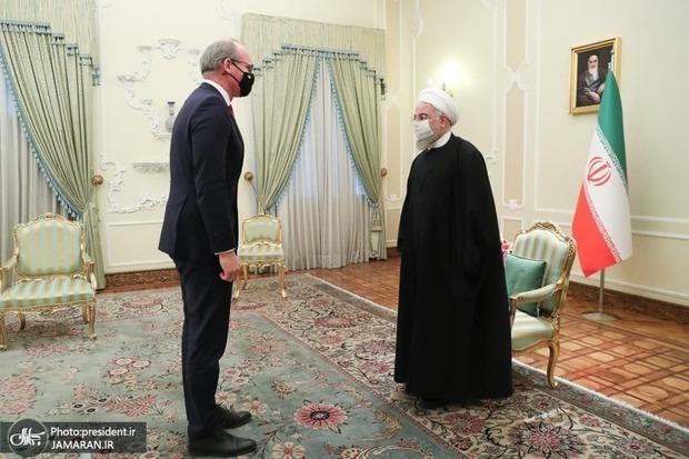 وزیر خارجه ایرلند پس از سفر به ایران: فرصتی تاریخی برای احیای برجام وجود دارد