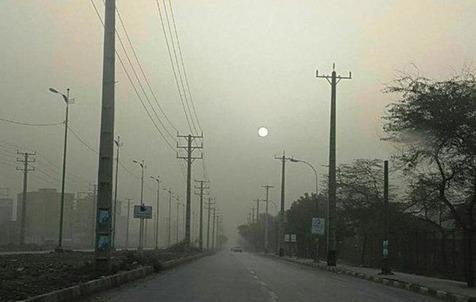 هوای تهران بسیار آلوده است، بیرون ورزش نکنید