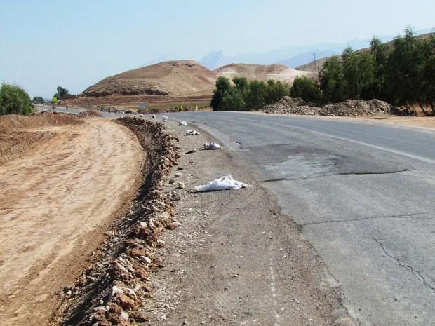 معارضان مانع پیشرفت پروژه چهارخطه کردن ورودی دره شهر هستند