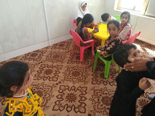 ۳۵ بیمار در مرکز اوتیسم ایرانشهر نگهداری میشوند