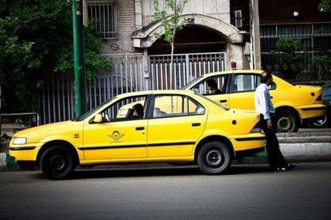 اعمال افزایش 23 درصدی نرخ کرایه تاکسیهای تهران بعد از عید فطر