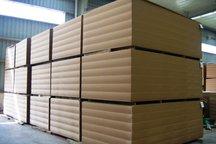25 تن چوب قاچاق در لرستان توقیف شد