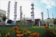 پالایشگاه نفت تبریز 400 میلیون یورو طرح زیست محیطی اجرا کرد