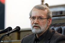 لاریجانی: بعد از تعطیلات نوروز مجلس کار خود را شروع میکند