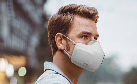 ساخت ماسک ضد کرونای تصفیه کننده هوا