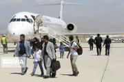 شمار پرواز مسیر زاهدان- تهران افزایش یافت