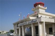 جا به جایی مسافر در فرودگاه اراک 44 درصد افزایش یافت