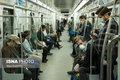 تصاویر/ وضعیت متروی تهران پس از نوروز