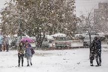 استان زنجان از پنجشنبه برفی و بارانی می شود