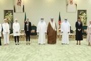 آغاز کار قضات زن کویتی + عکس