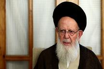 صحبتهای آیتالله سیدمحمد حسینی زنجانی در رابطه با شیوع کرونا