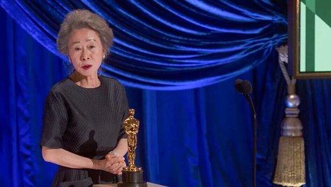نخستین بازیگر کرهای که اسکار گرفت+ عکس