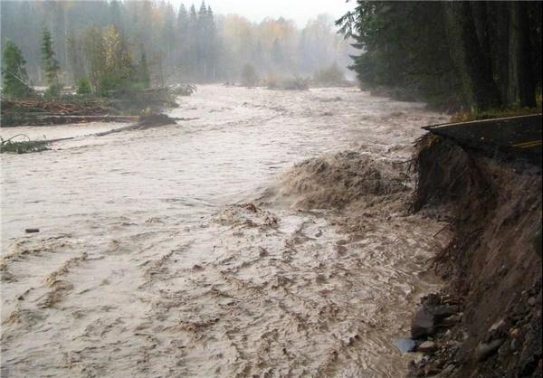 خسارت سیل به شرق مازندران به بیش از 33 میلیارد تومان برآورد شد  خسارت سیل به حدود 700 واحد مسکونی شهری و روستایی شرق مازندران