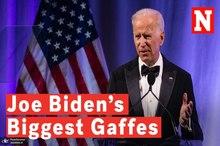 گاف های جالب و عجیب رئیس جمهور آمریکا
