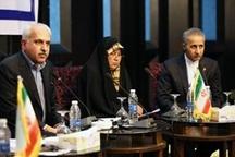 رئیس اتاق بازرگانی اهواز در بغداد: خواستار افزایش سهم ایران در بازار عراق هستیم