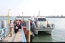 942 هزار نفر سفر دریایی در هرمزگان ثبت شد