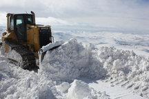 راه 26 روستای مسدود در آذربایجان غربی بازگشایی شد