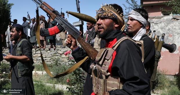 از دست به دست شدن شهرستان ها میان دولت و طالبان تا دومینوی خروج خارجی ها