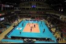 تیم های والیبال تایلند و کره جنوبی بر حریفان خود غلبه کردند